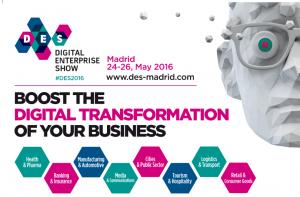 Miedzynarodowe Targi Digital Enterprise Show 2016