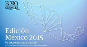 Foro Iberoamericano de Ciudades 2015